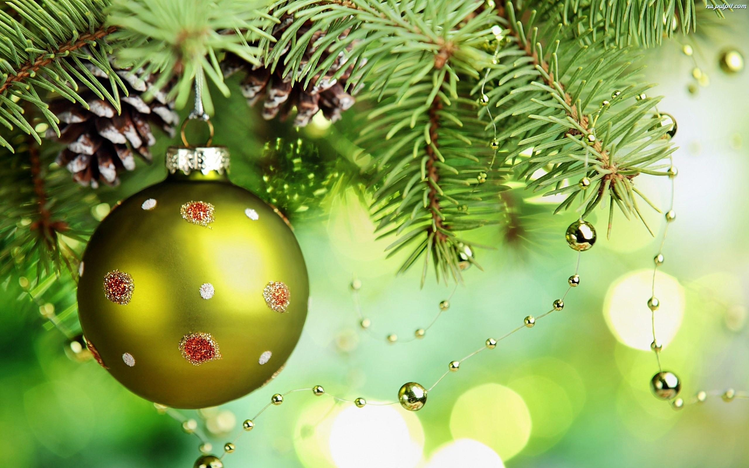 Boże Narodzenie, Choinka, Bombka